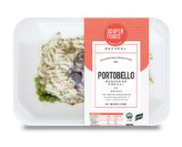 Portobello Mushroom Fusilli [V] from SouperFoods