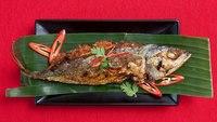 Sambal Fish from Uptown Nasi Lemak