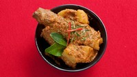 Ayam Goreng Berempah from Uptown Nasi Lemak