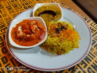 Butter Chicken Set (Saffron Rice) from Indline Indian Cookery