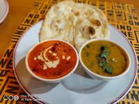 Chicken Tikka Masala Set (Butter naan) from Indline Indian Cookery
