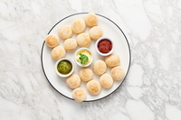 Doppio Dough Balls - <Pizza Express> Catering Photo from PizzaExpress