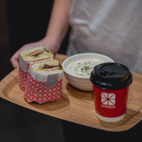 Focaccia Sandwich Set <Souperstar> Catering Photo from Souperstar