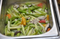 vegetables buffet catering - Creative Eateries from Creative Eateries