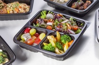 Western Vegetarian Menu B from Shiso Gourmet Affairs