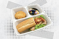 Snack Box G from How's Catering