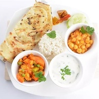 Indian Veg Set from Toast & Curry