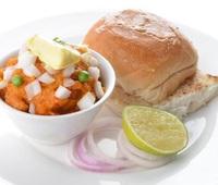Pav Bhaji from Toast & Curry