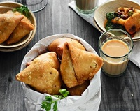 Samosa from Toast & Curry