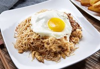 Taiwanese Tea Fried Noodles from Taiwan T-Eat