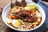 Braised Beef Noodles from Taiwan T-Eat