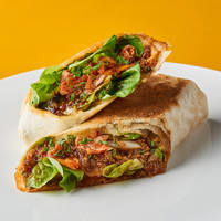 Bulgogi Wrap from Wrap Bstrd