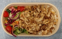 Chicken Doner with Rice from Oklava