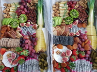 Cheese & Fruit Platter from The Plattering Co.