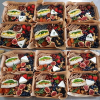 Individual Platter Box from The Plattering Co.