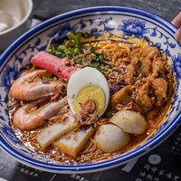 Mixed Seafood Laksa from Malayan Restaurant