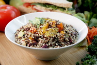 Orange & Quinoa  from 12 NOON