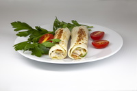 Turkey Wrap from 12 NOON