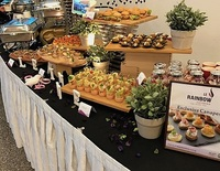 Canapes - Le Rainbow Catering from Le Rainbow Catering