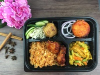 Bento box  - Le Rainbow Catering from Le Rainbow Catering