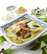 Green Curry Chicken from SOM TAM