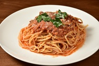 Bolognese Pasta from Little Mario's Pizzeria