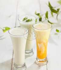 Sweet, Salty, Mango Lassi from Saravanaa Bhavan
