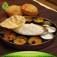 from Saravanaa Bhavan
