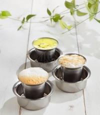 Teas from Saravanaa Bhavan