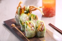 Vietnamese Rice Paper Roll from La'Taste Vietnamese Cuisine