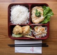 Bento Box No. 1 from La'Taste Vietnamese Cuisine