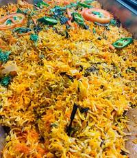 Biryani from Az Zumar Restaurant