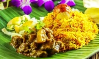 North Indian Buffet from Casuarina Curry