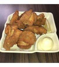 Tori Karaage (Fried Chicken) from Beppu Menkan Restaurant