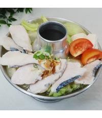 Batang fish soup - New Hong Kong Congee from New Hong Kong Kitchen