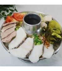 Salted veg beancurd soup - New Hong Kong Congee  from New Hong Kong Kitchen