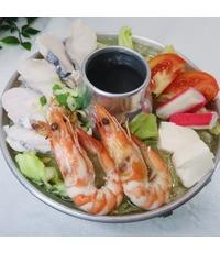 Seafood Soup - New Hong Kong Congee  from New Hong Kong Kitchen