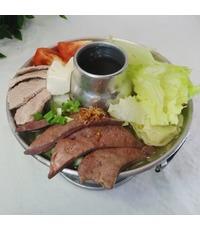 Vegetable and Pork Soup - New Hong Kong Congee  from New Hong Kong Kitchen