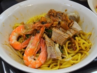 Prawn Mee from Tiong Bahru Market Mix & Match