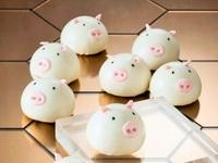 BBQ Piggy Bun from Yum Cha
