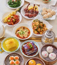 Dim Sum Package from Yum Cha