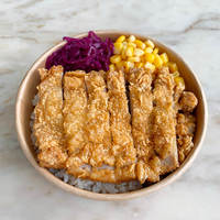 Chicken Cutlet Rice Bowl <Butter Bowl> Catering Photo from Butter Bowl