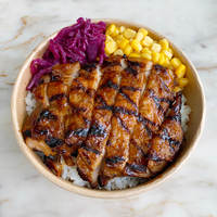 Flame-grilled Chicken Rice Bowl <Butter Bowl> Catering Photo from Butter Bowl