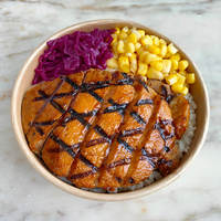Flame-grilled Pork Collar Rice Bowl <Butter Bowl> Catering Photo from Butter Bowl