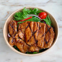 Flame-grilled Pork Collar Salad Bowl <Butter Bowl> Catering Photo from Butter Bowl