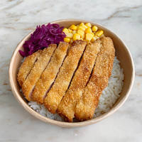 Pork Cutlet Rice Bowl <Butter Bowl> Catering Photo from Butter Bowl