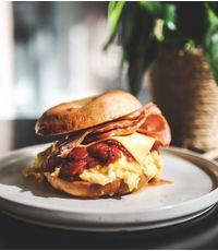 Ham Sandwich from The Food Peeps