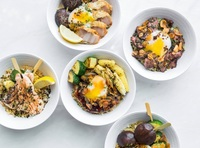 Rice Bowls from Grilllo