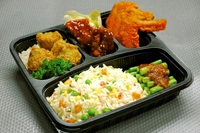 bento box - spice village catering from Spice Village Catering