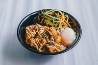 Chicken Karaage with Tonkatsu Mayo Bowl from Bowl Chap